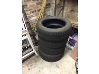 4 Avon Ice touring ST winter tyres