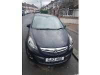 Vauxhall Corsa Sri 2012 38,000 miles Excellent Condition
