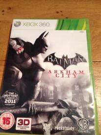 Batman Arkham city. Xbox 360