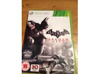 Batman Arkham city. Xbox 360