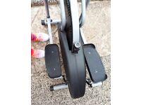 Like new cross trainer. Cross fit excercise machine bike ski orbital