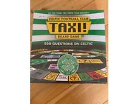Celtic Football Club TAXI Board Game
