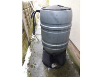 Garden Rainwater Tank 227 Litre