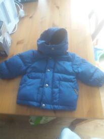 12 month Ralph Lauren coat