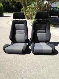Genuine Original Rare Recaro Seats 1988-89