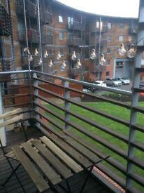 2 Bed Leeds City Centre Apartment (no fees)
