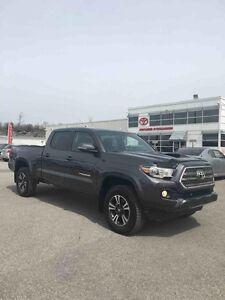 2017 Toyota Tacoma TRD SPORT DEMO tacoma TRD sport 2017