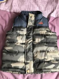 Boys gillet 2-3 years old