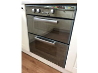 Hotpoint Double Undercounter Oven