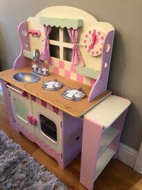 ELC wooden play kitchen