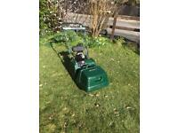 Atco balmoral 14se cylinder mower with electric start self drive
