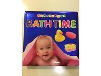 Bath Time Book