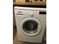 Whirlpool washing machine for repair or spares