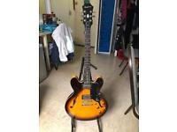 Epiphone Dot (plays and roars like a dream!)