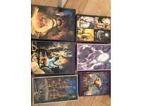 Mythical themed jigsaws - used