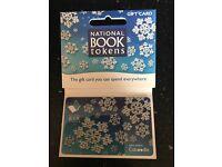 £50 book voucher