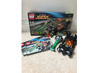 LEGO Super Heroes sets 76012, 76010 and 6863