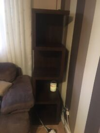 Shelving unit 1 year old bought from next