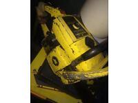 Mcculoch petrol chainsaw pro mac 850