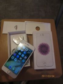 Apple iphone 6 -16GB ee orange t-mobile virgin network Boxed Perfect Prestine Condition