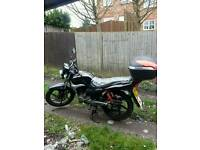 I just dropped the price my kymco pulsar 125cc
