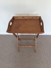 GARRAT HONEY BUTLER TRAY TABLE