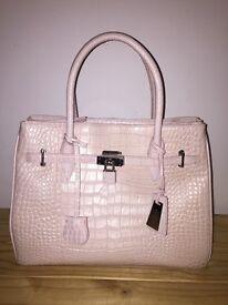 Jasper Conran Bag (light pink)