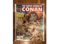 Savage Sword of Conan #196 (NEAR MINT)