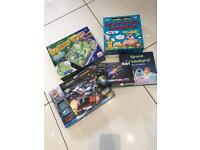 BARGAIN bundle of toys, books and games look at all 4 pics!