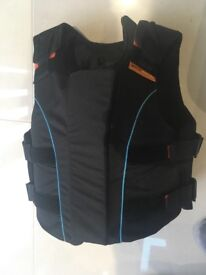 Kids Airowear Horse Riding Back Protector