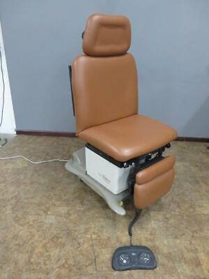 Ritter Midmark 230 Procedure Chair Power Exam Table 75e