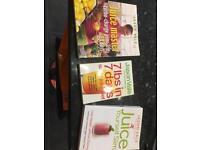 Juice books