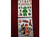 Lego sticker books