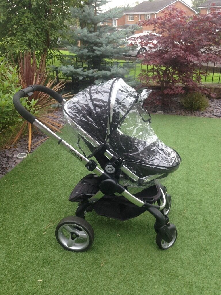 iCandy Peach Pram/travel system