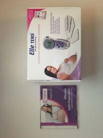 Tens machine NEW and Hypnobirthing CD