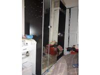 ikea pax mirror doors
