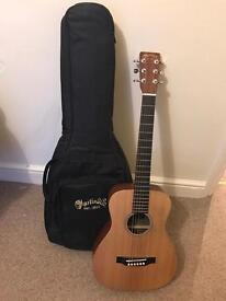 Martin LX1 - Little Martin Acoustic - Like new played couple of times (Ed Sheeran)
