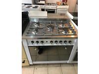 534 indesit range cooker 90 cm