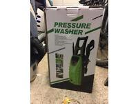 New Pressure Washer