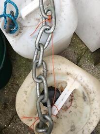 New 12mm Mooring chain