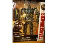 Transformers..megatron..the last knight..leader class