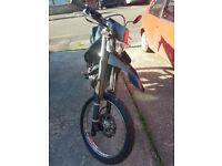 Yamaha wr125 wr125r