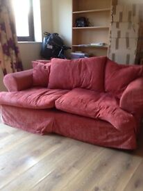 FREE 3 Seater sofa NEED COLLECTED THIS WEEK