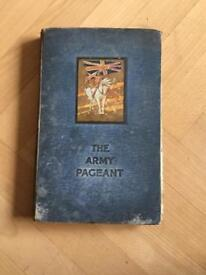 The army pageant book