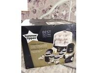 BRAND NEW tommee tippee complete feeding set