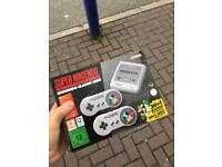 Brand New Super Nintendo Classic Mini