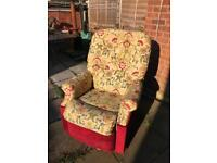 Electric Recliner Armchair - Delivery Available