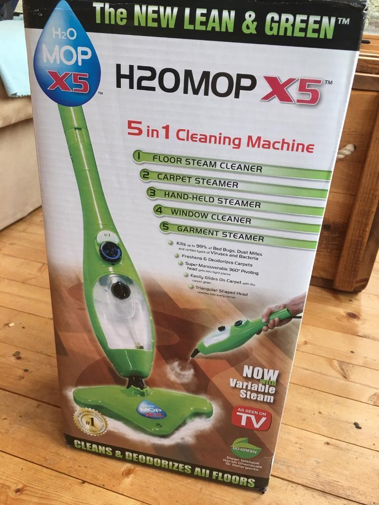 Steam cleaner mop