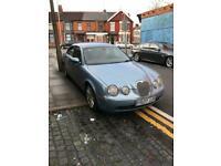 2007 07reg Jaguar S-Type 2.7 Tdv6 Automatic low miles