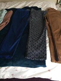 Assortement of ladies trousers size 16